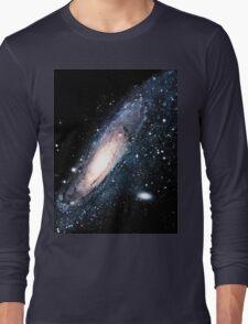 Andromeda galaxy Long Sleeve T-Shirt