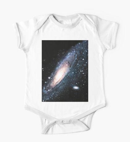 Andromeda galaxy One Piece - Short Sleeve