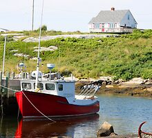Peggy's Cove  by teach92