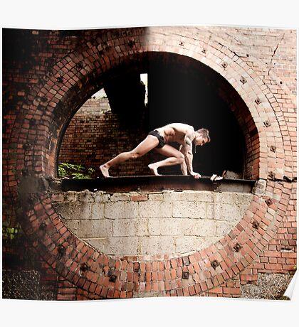 Model: Jase Dean Poster