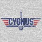 Top Cygnus (BRG) by justinglen75