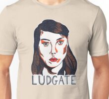 Aubrey Plaza/April Ludgate Portrait Unisex T-Shirt