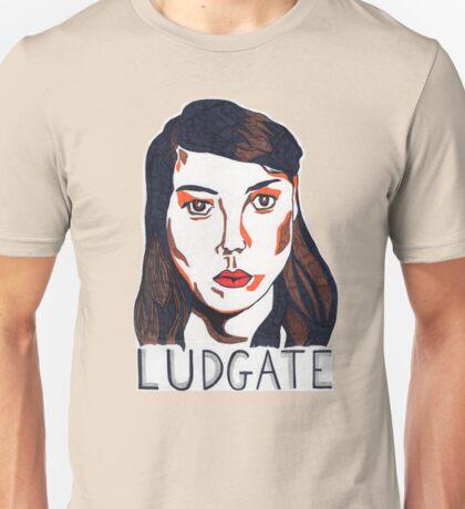 Aubrey Plaza/April Ludgate Portrait Unisex T-Shirt
