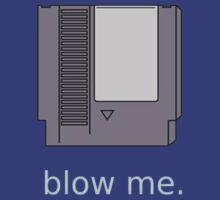 Blow me by David Morrison