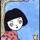 Pink Blossom by Anita Inverarity