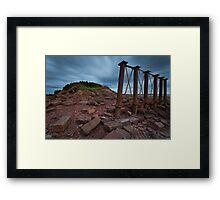 Bowness Viaduct Framed Print