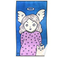 Tiny Angel Poster
