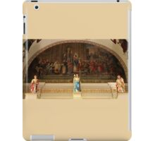 St. Louis Cathedral's Artwork Over The Altar In Nola iPad Case/Skin