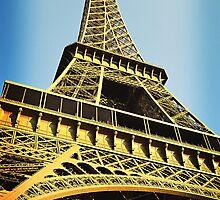 Retro Eiffel by teach92