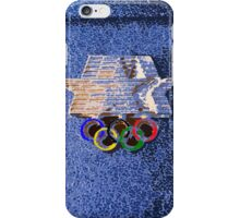 Olympic crest iPhone Case/Skin