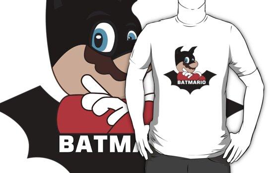 BATMARIO - Batman Mario Mashup by techwiz