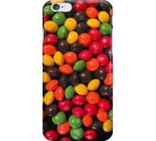 Skittles candy iPhone Case/Skin