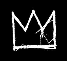 Basquiat King Crown by O O
