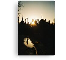 early palace Canvas Print