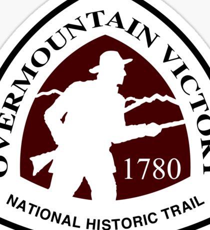 Overmountain Victory Trail Sticker