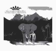 Elephant Expedition by american construction