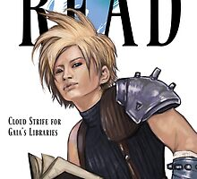 Cloud for the Gaia Library Association by RaytheWicked