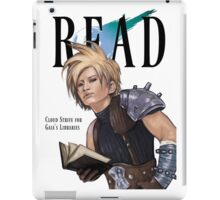 Cloud for the Gaia Library Association iPad Case/Skin