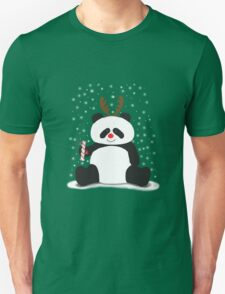Merry Christmas, Panda! T-Shirt