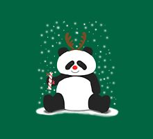 Merry Christmas, Panda! Unisex T-Shirt