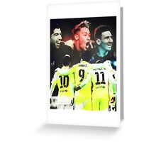 MSN Unstoppable Greeting Card
