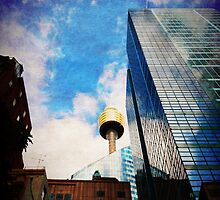 iPhoneography: King Street Gold by Aakheperure