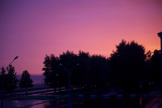 Great sunrise by MrTaskaev