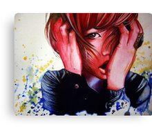 Concealment (VIDEO IN DESCRIPTION!!) Canvas Print