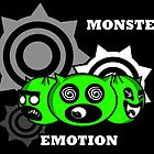Monster Emotion by winpad08
