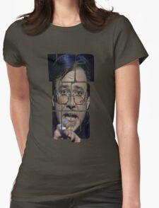 Bill Hicks - Wake Up Womens Fitted T-Shirt