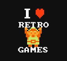 I Love Retro Games (Link) Unisex T-Shirt