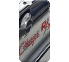 Charger R/T iPhone Case/Skin