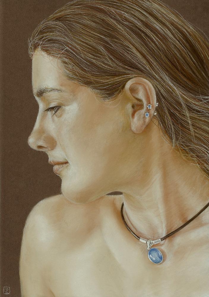 Jessie Sketch by modernlifeform