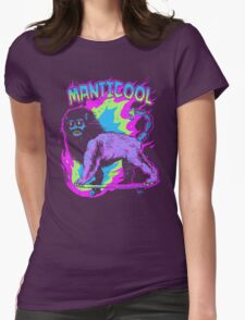 Manticool Womens Fitted T-Shirt