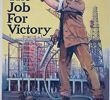 On the job for victory 002 by wetdryvac