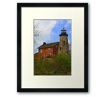 Charlotte-Genesee Lighthouse Framed Print