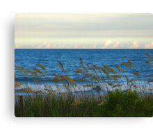 Peaceful Serene Beach Canvas Print