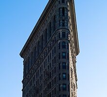 Flatiron Building V by sxhuang818