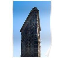 Flatiron Building V Poster