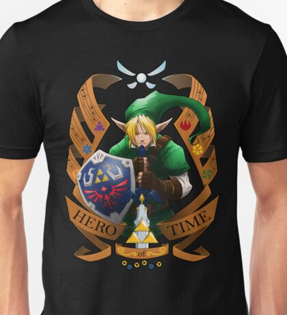 Hero of Time (Green) T-Shirt