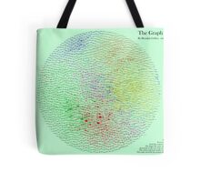 The Graph Of Ideas Version 2 Tote Bag