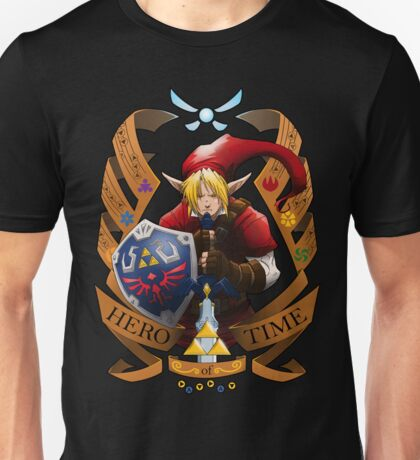 Hero of Time (Red) T-Shirt