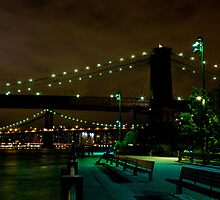 Brooklyn Bridge III by sxhuang818