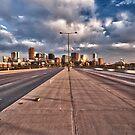 Denver Twilight by Adam Northam