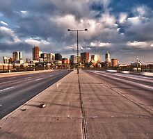 Denver Twilight by Adam Northam
