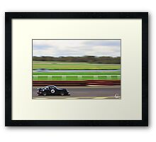 87 Racing Framed Print