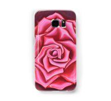 Pink Rose Samsung Galaxy Case/Skin