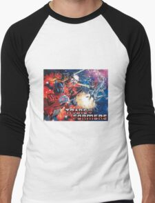 Transformers Men's Baseball ¾ T-Shirt