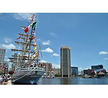 Baltimore Sailabration Photographic Print