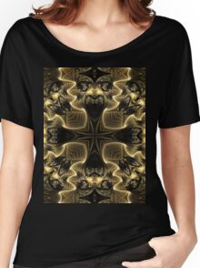Black N Gold Women's Relaxed Fit T-Shirt